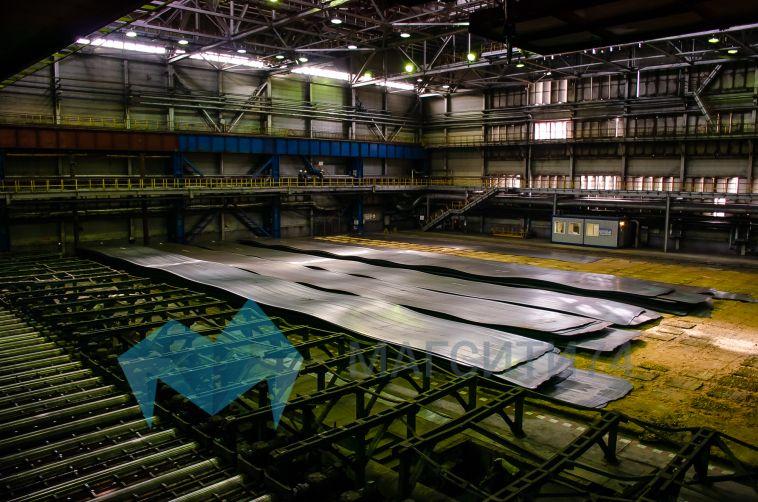 Реконструкция стана 2500 ММК стала событием года в российской металлургии