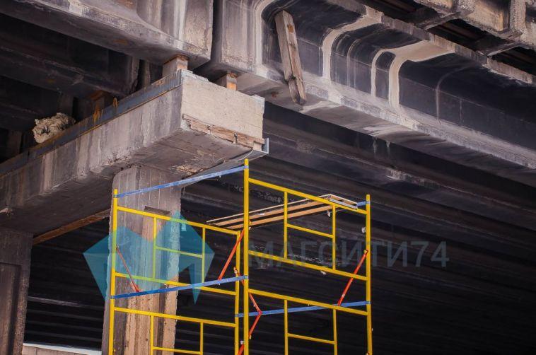 В Магнитогорске опять перекроют движение по путепроводу на ул. 9 Мая