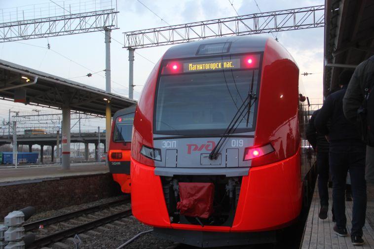 Занеделю поезд «Ласточка» стал популярен среди южноуральцев