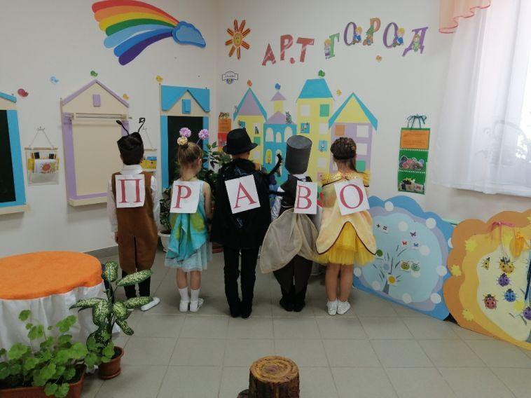 Магнитогорские полицейские рассказали детям о правах иобязанностях
