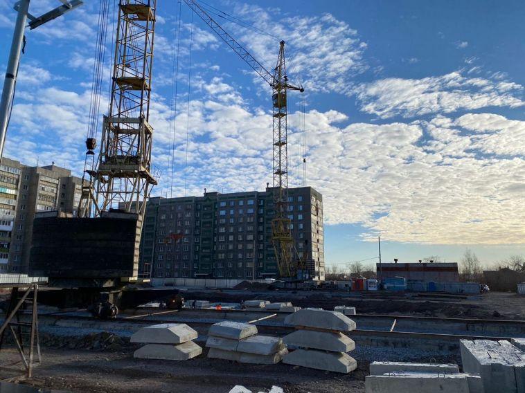 ВМагнитогорске началось строительство детского сада