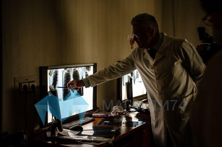 Количество случаев COVID-19 на Южном Урале перевалило за 25 тысяч
