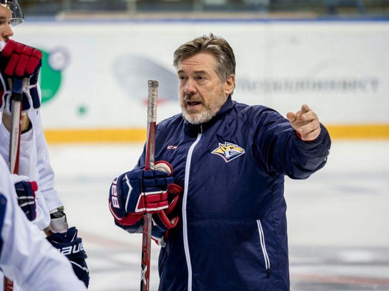 В«Металлург» вернулся канадский тренер Пелино