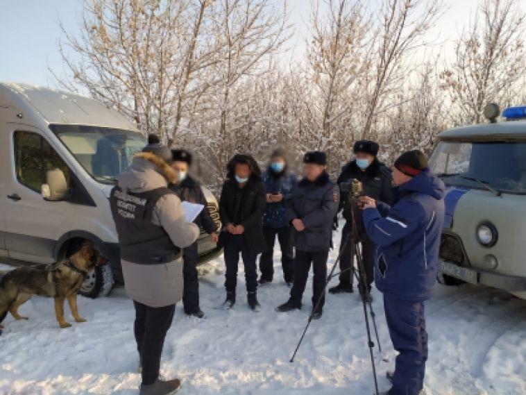 Пропавшую в Башкирии женщину нашли мертвой