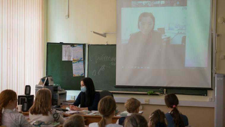 В Магнитогорске Госавтоинспекция провела профилактические онлайн-уроки