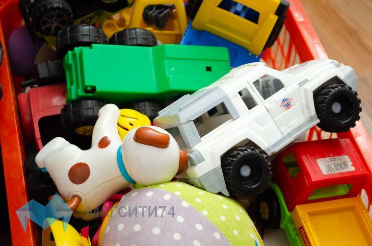 В России будут выявлять опасные детские игрушки