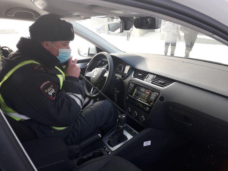 На дорогах Магнитогорска появились новые патрульные автомобили ДПС