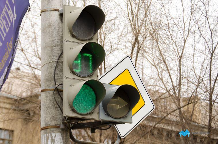 На перекрестке улицы Зеленая и Экологическая установят светофор