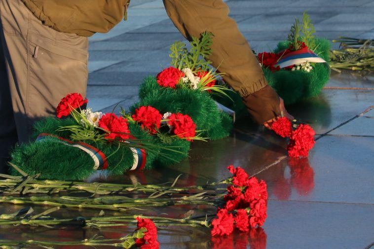 В Магнитогорске вспомнили о бойцах, которые пропали без вести