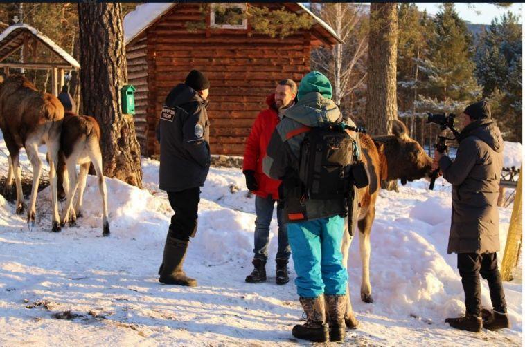 В Челябинской области прошли съемки шоу федерального канала «Поедем, поедим!»