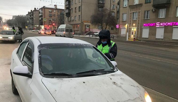 Дорожная полиция проверила, как водители соблюдают правила перевозки детей