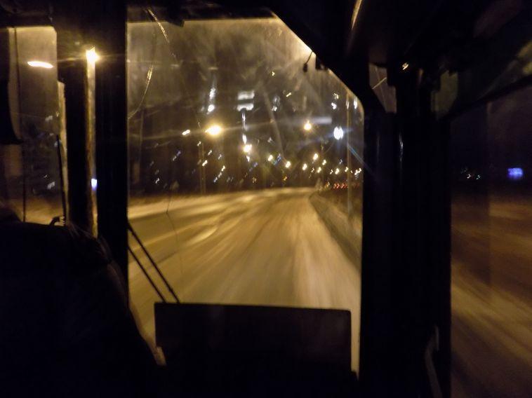 Жители посёлка Новоозёрный просят вернуть автобус доМагнитогорска