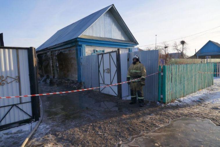 В Башкирии задержали хозяйку сгоревшего дома престарелых