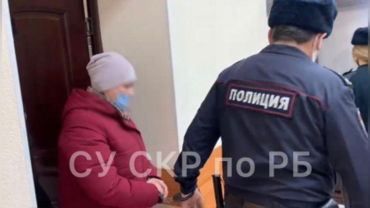 Хозяйку сгоревшего дома престарелых в Башкирии заключили под стражу