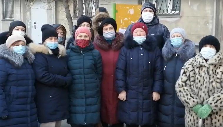 Жители многоквартирного дома вМагнитогорске боятся разрыва газовой трубы