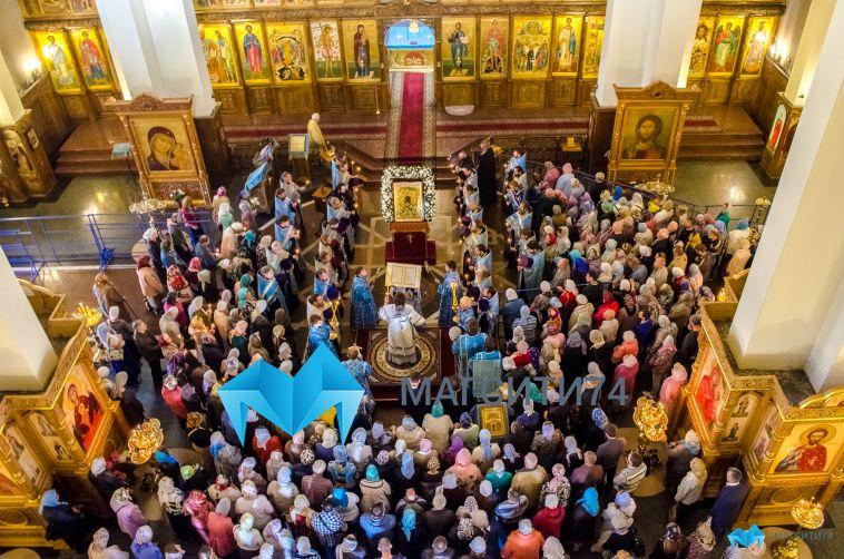 Стало известно расписание рождественских богослужений в Магнитогорске