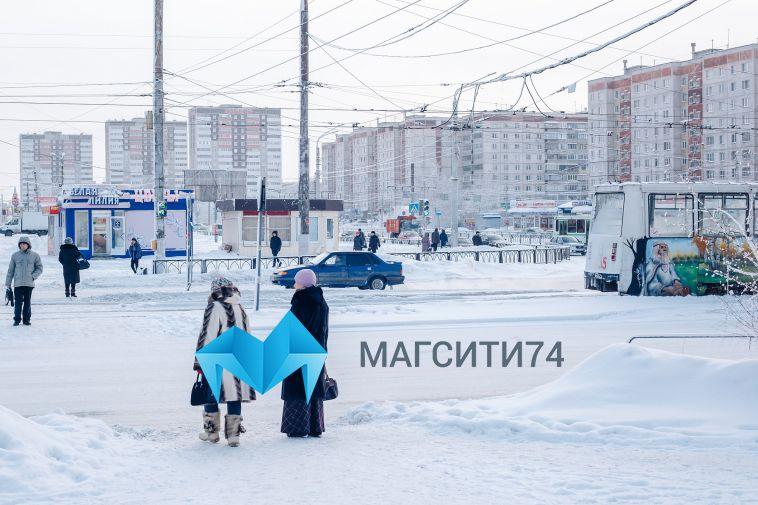 В минувшую ночь синоптики зафиксировали -42 в Челябинской области