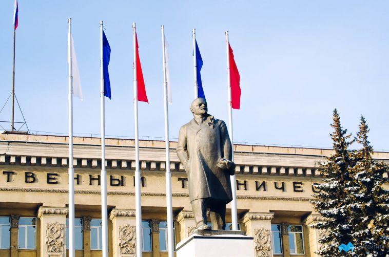 Накануне городские СМИ получили награды от МГТУ. им. Г.И. Носова