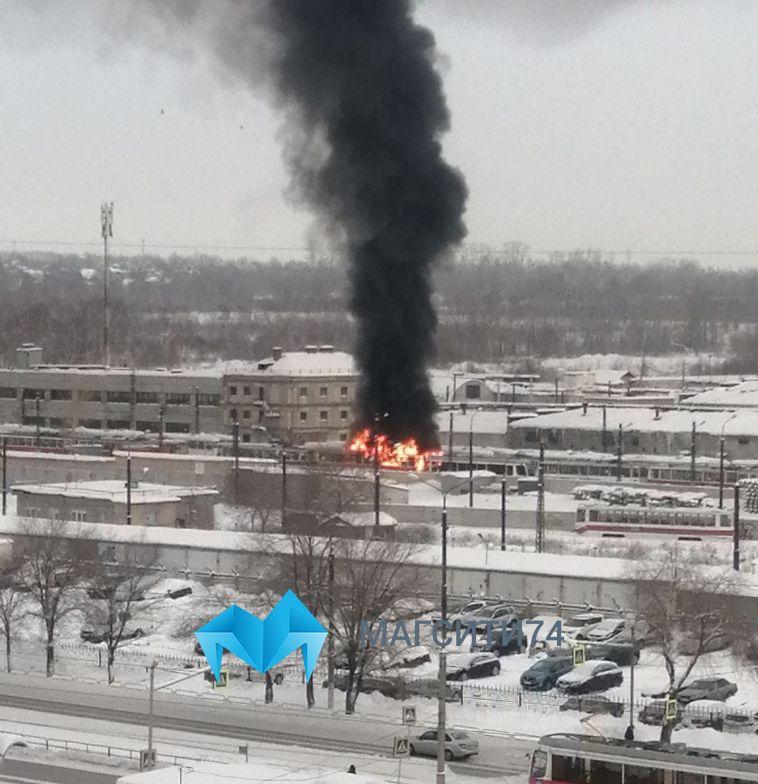 Пожар повышенной сложности. Официальная информация по возгоранию в Депо №3