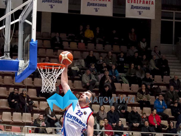 Впервые за долгое время на баскетбольный матч в Магнитогорске пустят зрителей