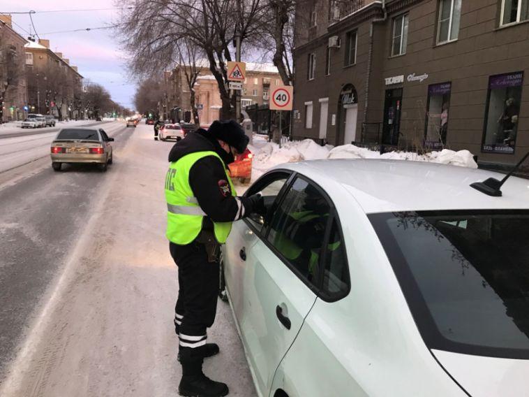 Госавтоинспекция проверила водителей-родителей