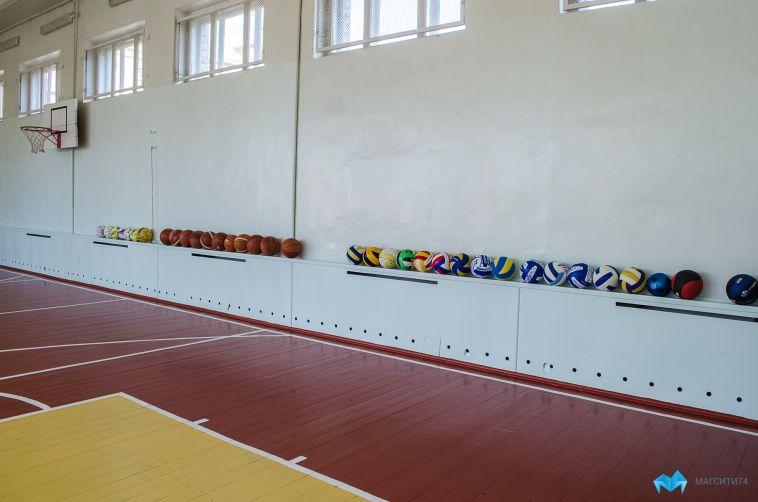 ВМагнитогорске ремонт проведут вдвух спортивных школах