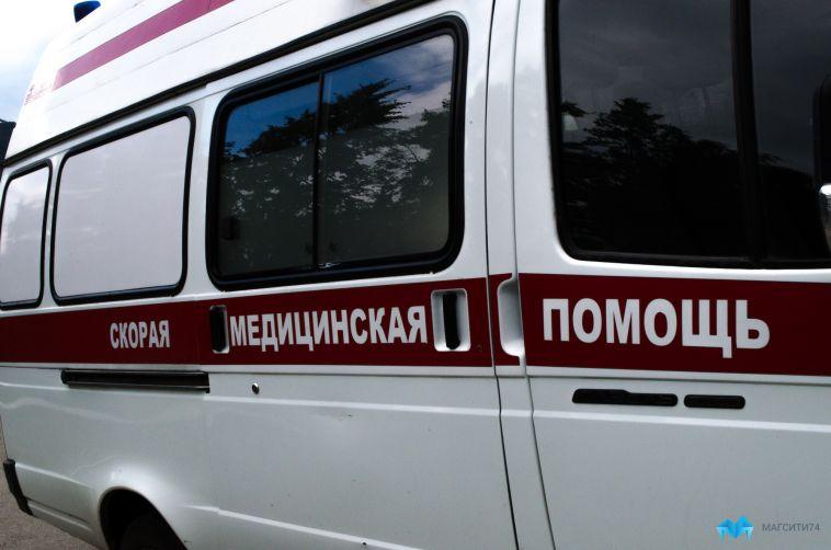 В Магнитогорске мужчина упал с 9 этажа и остался жив