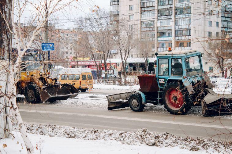 «Мы применяли много штрафных санкций». Чиновники оценили качество очистки городских дорог