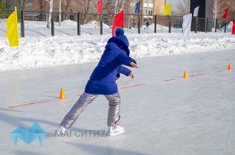 «Лед надежды нашей»: вМагнитогорске прошли соревнования поконькобежному спорту
