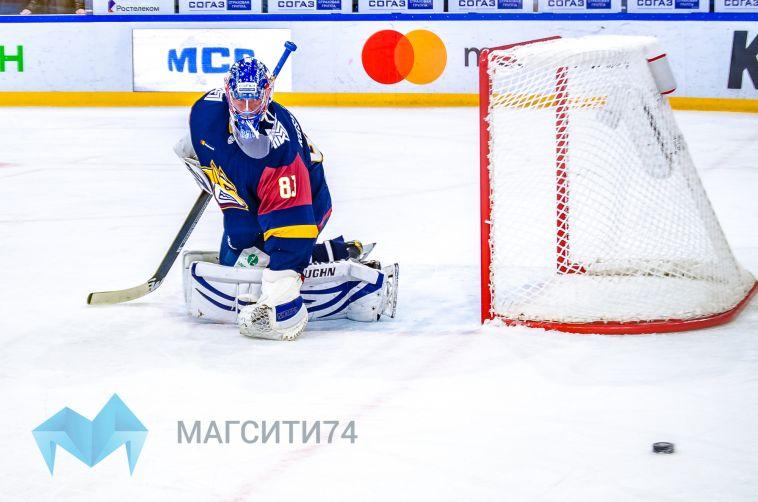 И снова без спасения. «Металлург» проиграл в Челябинске