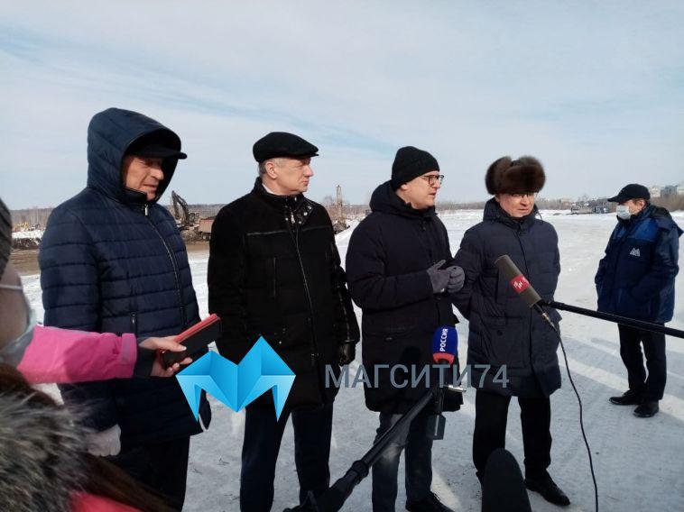 Сегодня в Магнитогорске работает вице-премьер РФ