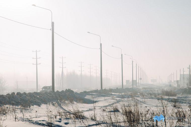 Из-за непогоды на дорогах региона ввели временное ограничение на движение