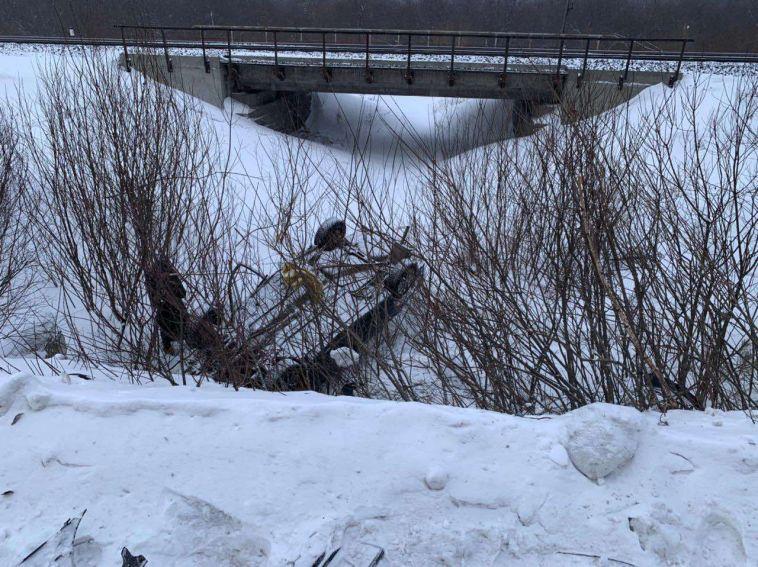 В Челябинской области на заснеженной трассе погиб студент техникума