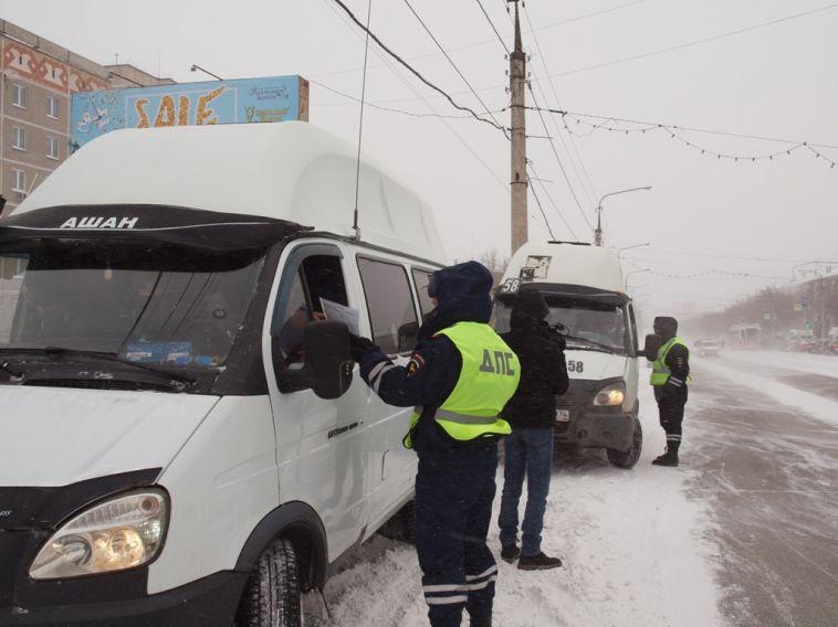 ВГосавтоинспекции подвели промежуточные итоги рейда «Автобус»