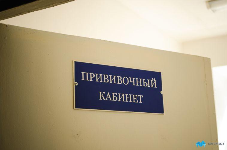 ВМагнитогорске вакцинировано отCOVID-19 около 12 тысяч горожан