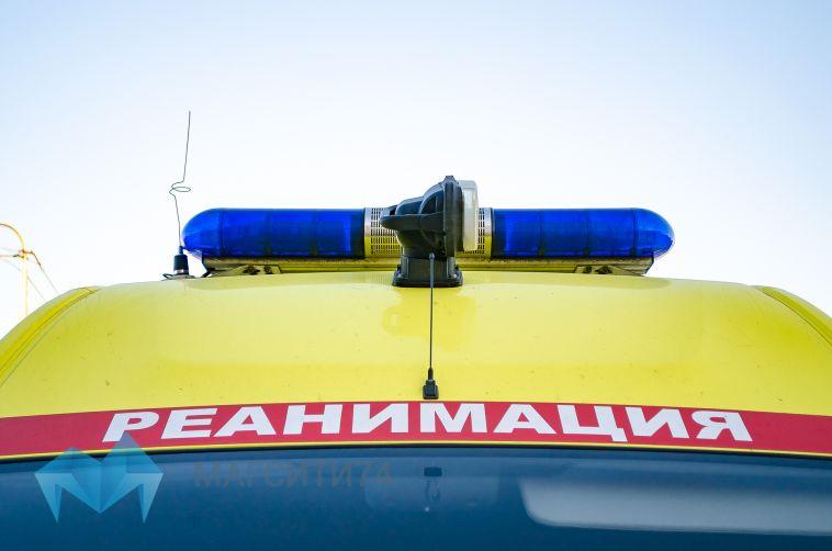 Под Магнитогорском умерла пациентка в реанимобиле, застрявшем по дороге в больницу