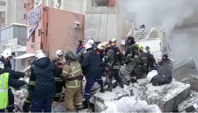 В Нижнем Новгороде взорвался газ в кафе возле многоэтажки