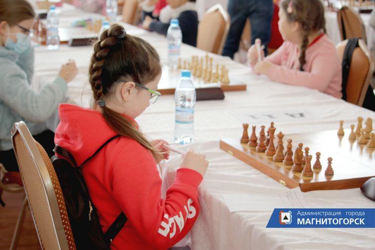 ВМагнитогорске стартовал этап Кубка России пошахматам среди детей