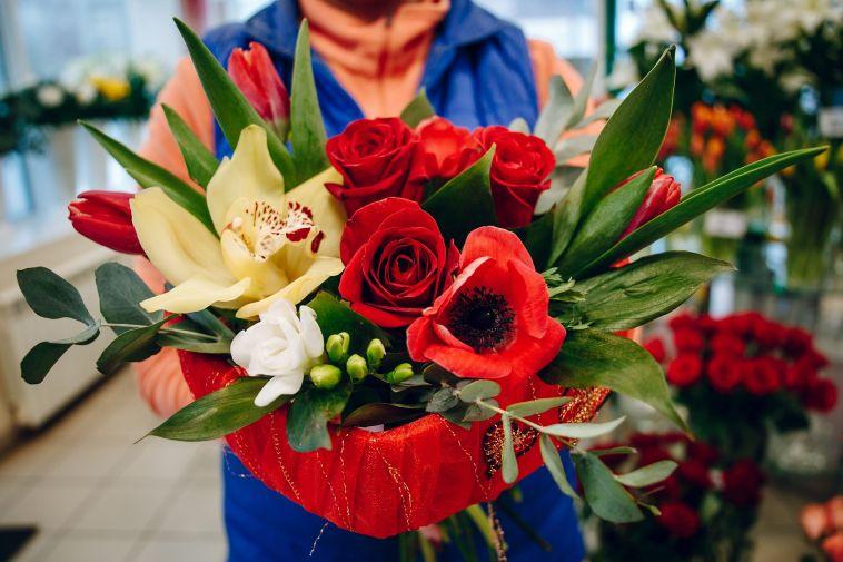 Инструкция: как выбрать цветы к 8 Марта