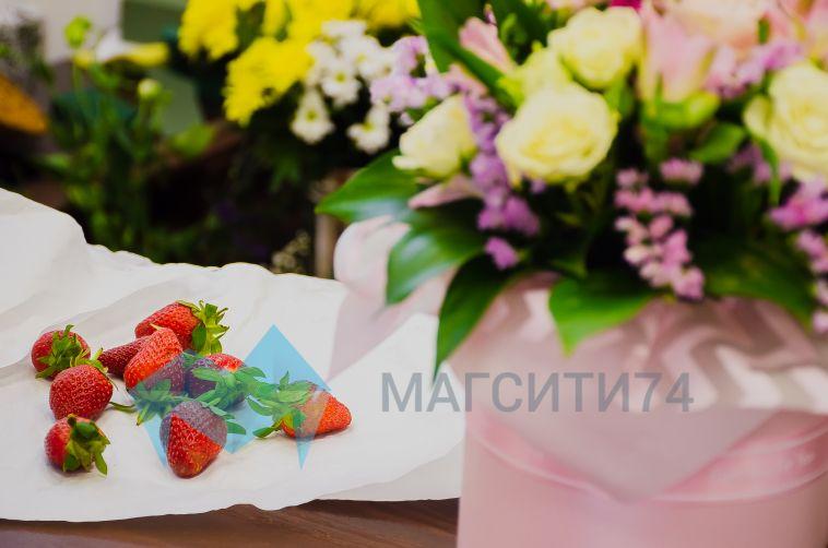 Магнитогорские дети подготовили подарок врачам в честь 8 Марта