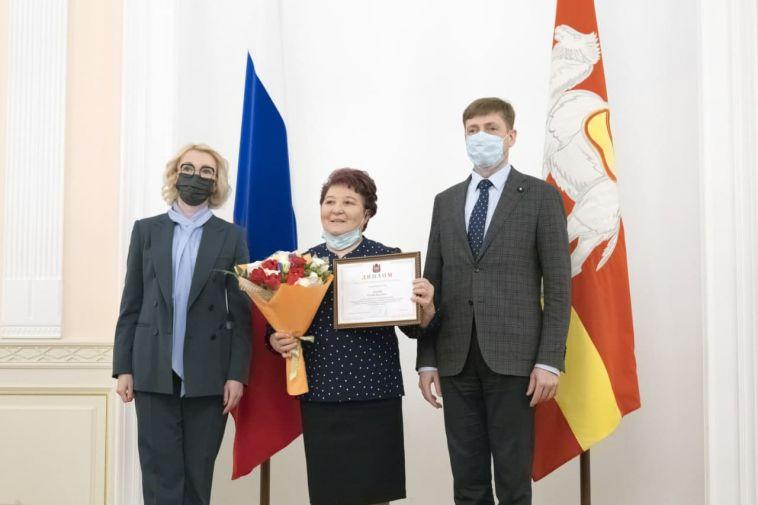 Магнитогорские медики получили премиюзавклад вборьбу сCOVID-19