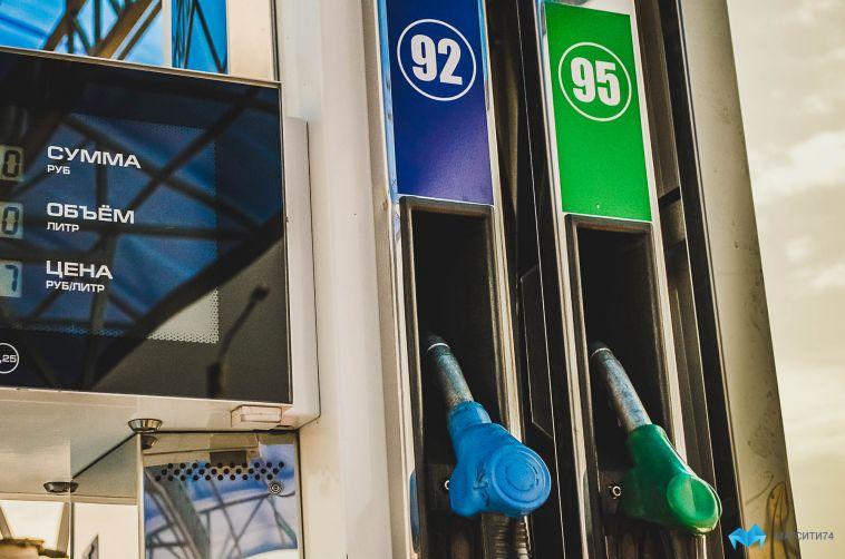 Правительство попытается сдержать цены набензин впределах инфляции