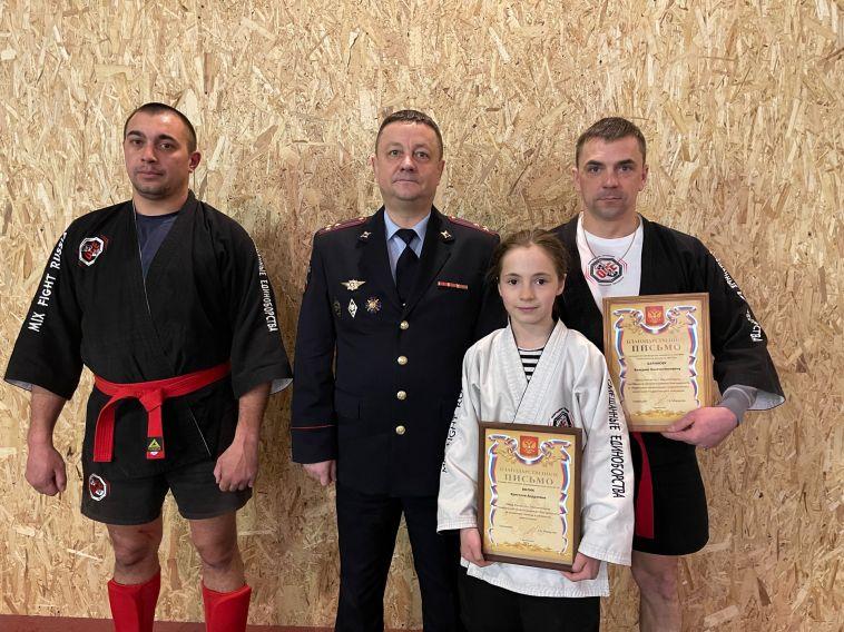 ВМагнитогорске 12-летняя школьница помогла поймать преступника