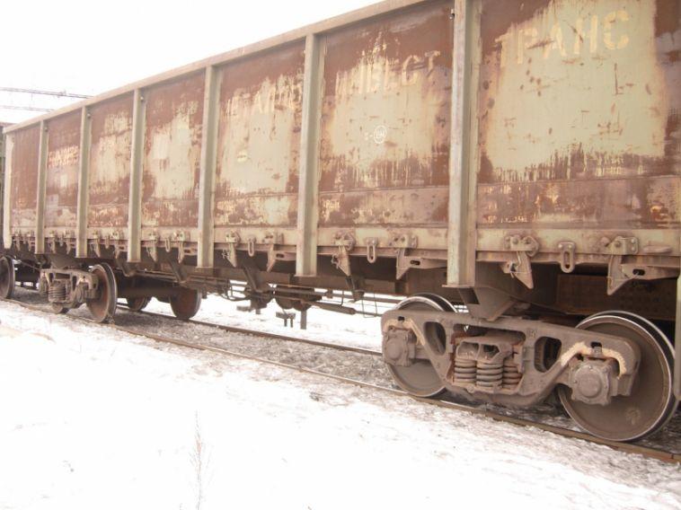 ВМагнитогорске сжелезной дороги украли более двух тонн металла