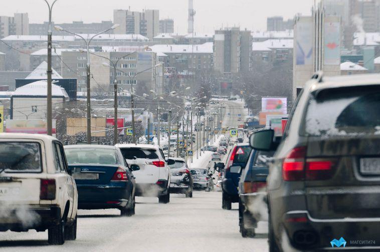 ВМагнитогорске задержали местного жителя, который угнал автомобиль
