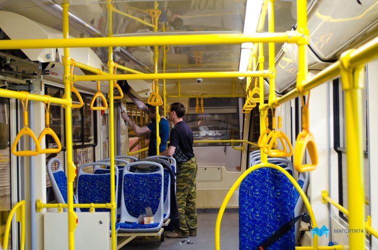 ВМагнитогорске пополнится трамвайный парк