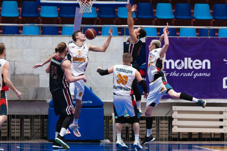 Магнитогорские баскетболисты проиграли первый матч полуфинала на выезде