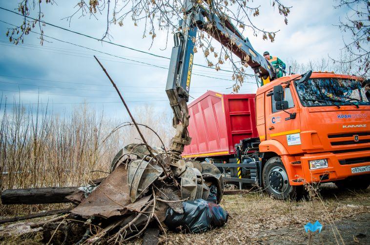 ВМагнитогорске уже соследующей недели стартуют массовые субботники