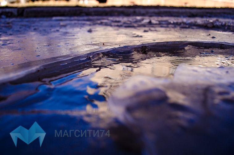 ВЧелябинской области затопило три автомобильные дороги