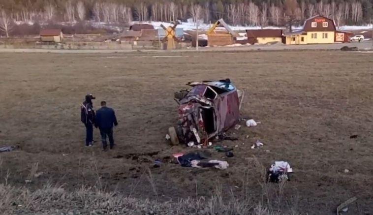 В Башкирии из-за лопнувшего колеса погибла 24-летняя девушка